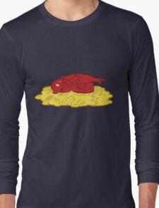 Sleeping Smaug  Long Sleeve T-Shirt