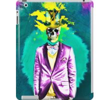 Vintage Skull iPad Case/Skin