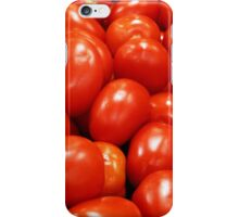 Roma Tomatoes iPhone Case/Skin