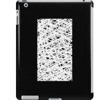 Scribble Web iPad Case/Skin