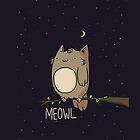 Meowl by Pixonaut