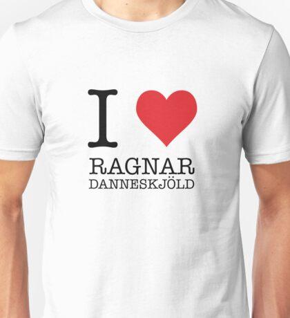 I Heart Ragnar Danneskjöld Unisex T-Shirt