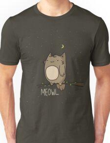 Meowl Unisex T-Shirt