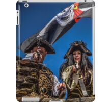 Smoking Guns 2 iPad Case/Skin