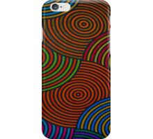 whirly patterns  iPhone Case/Skin