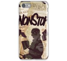 Non-Stop iPhone Case/Skin