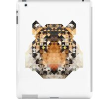 Mosiac Tiger iPad Case/Skin