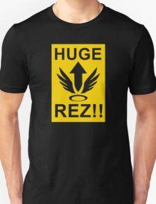 Mercy´s Rez!! Unisex T-Shirt