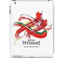 Royal Stewart - Prefer your gift on Black/White tell us at info@tangledtartan.com   iPad Case/Skin