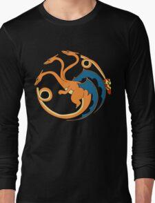 House Charizard Long Sleeve T-Shirt