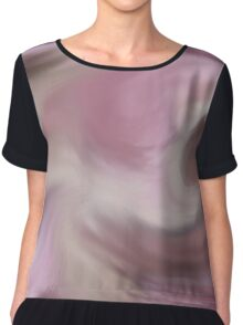 Blurred colored texture background. Chiffon Top