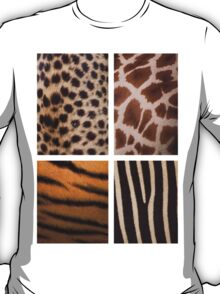 Textures of the Wild T-Shirt