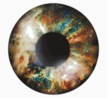 Galaxy Pupil by Chas Irish