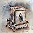 Little toaster by Karin Zeller