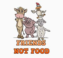 Animals. Our friends, not food Women's Relaxed Fit T-Shirt