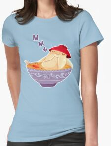 Relaxed Radish Spirit Soup Womens Fitted T-Shirt