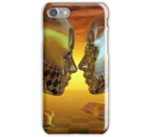 Passion In Gold iPhone Case/Skin