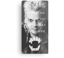 The Lost Boys Metal Print