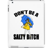 Salty Bitch iPad Case/Skin