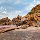 Rock Fall by Alex Fricke