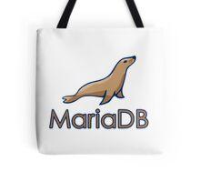 mariadb maria database programming  Tote Bag