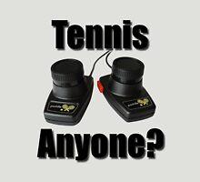 Tennis Anyone? Unisex T-Shirt