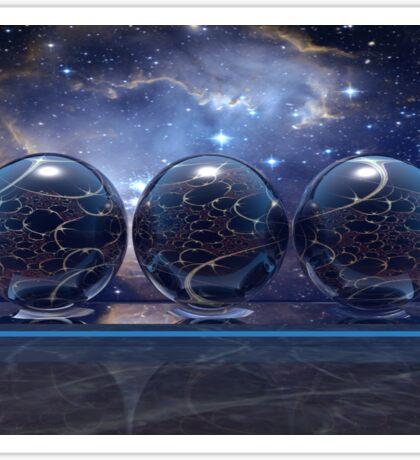 Crystallised Dreams Sticker