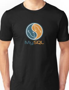 mysql database programming design Unisex T-Shirt
