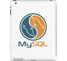 mysql database programming design iPad Case/Skin