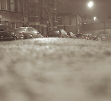 A cold night in Clapham by SimplySimon