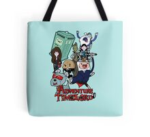 Adventure Time-Lord Generation 12 Tote Bag