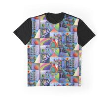 Night time Prowling Graphic T-Shirt