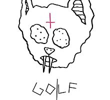 Golf Wang Cat by simaoleon