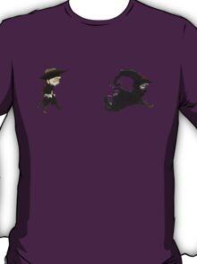 The man in black fled across the desert... T-Shirt