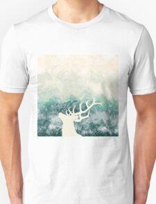 Oh Deer Green Unisex T-Shirt