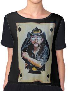 Lemmy Chiffon Top