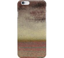fled across a stranger desert...? iPhone Case/Skin