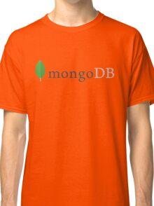 mongodb mongo database engine programming Classic T-Shirt