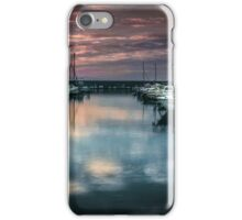 Sporting harbour of Fuengirola, Andalusia, Spain iPhone Case/Skin