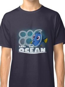 Save The Ocean Classic T-Shirt