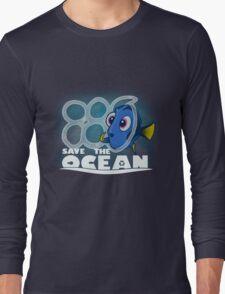 Save The Ocean Long Sleeve T-Shirt