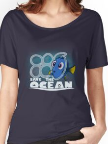 Save The Ocean Women's Relaxed Fit T-Shirt