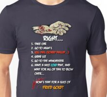 Shaun of the Dead Plan Unisex T-Shirt