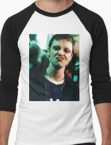 Human Traffic Men's Baseball ¾ T-Shirt