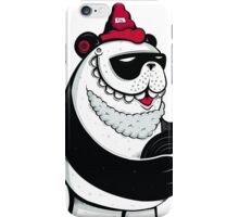 Peace Out Panda iPhone Case/Skin