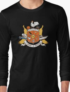 Bluth Family Crest Long Sleeve T-Shirt