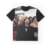Human Traffic Graphic T-Shirt