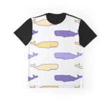 Cute whales Graphic T-Shirt