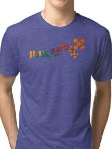 The Name Game - Julie Tri-blend T-Shirt