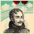 Monsieur le Ballon  by Margaret Orr